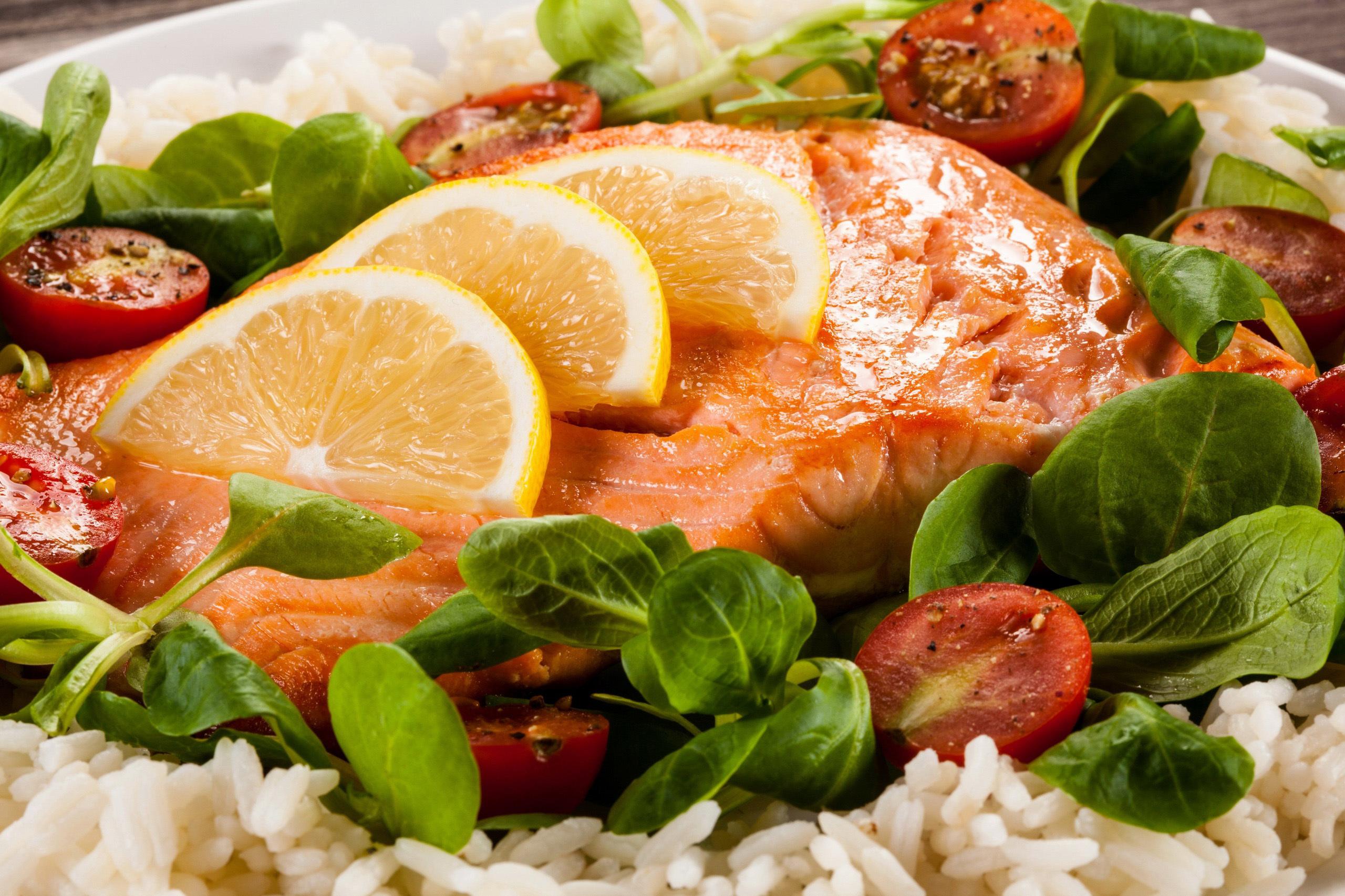 Рыба картинка блюда