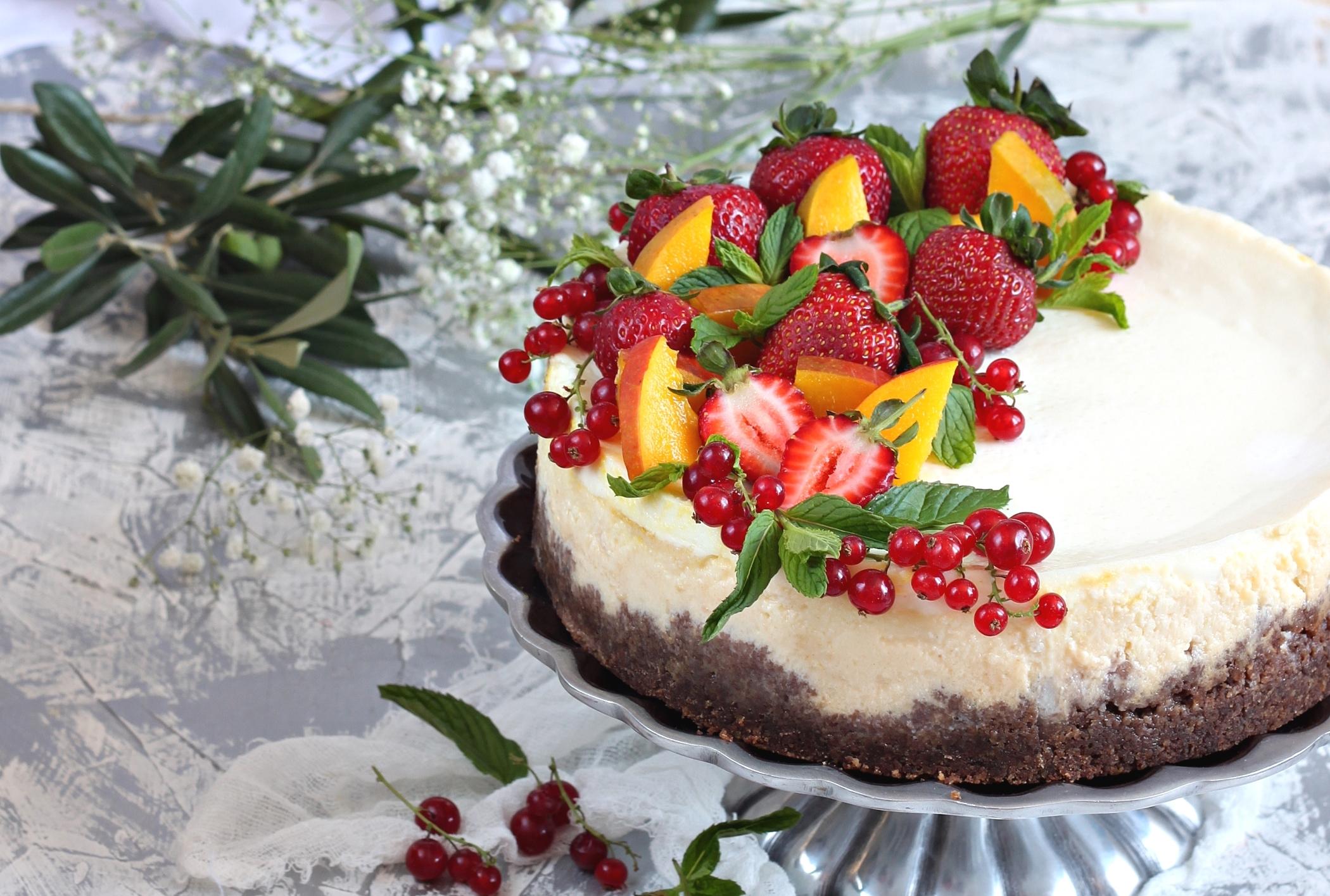 Фото или картинка с тортом