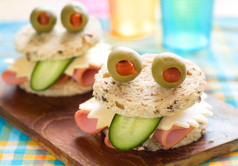 Бутерброд с колбасой картинки для детей