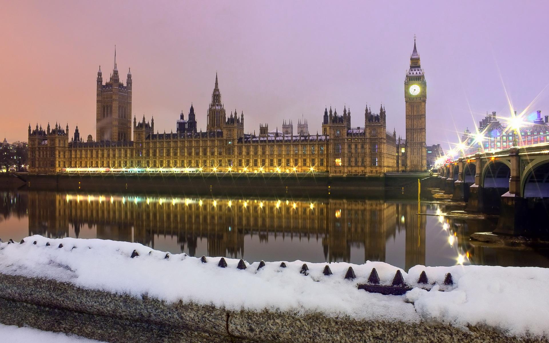 лондон в январе фото может