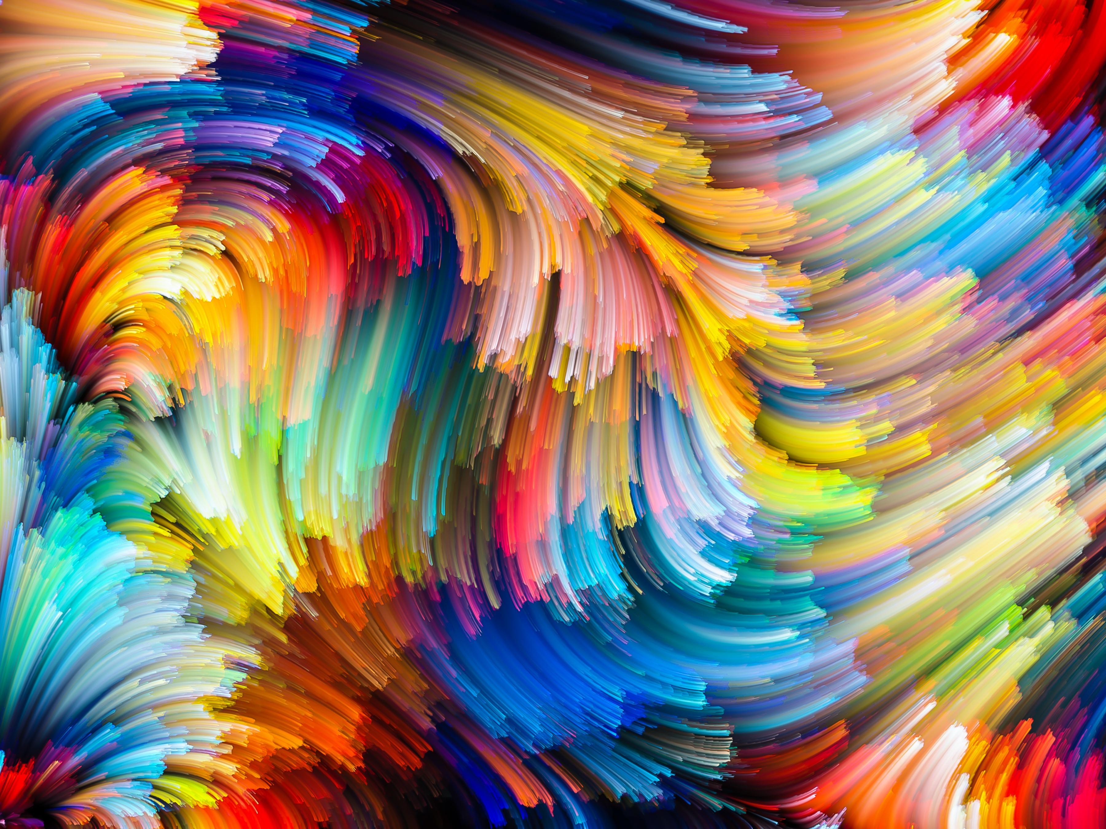 Обои colors, цвета, абстракция. Абстракции foto 17