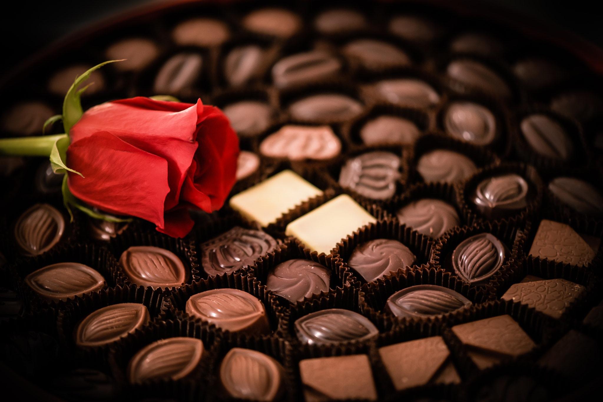 новые картинки с конфетами этому очень обрадовалась