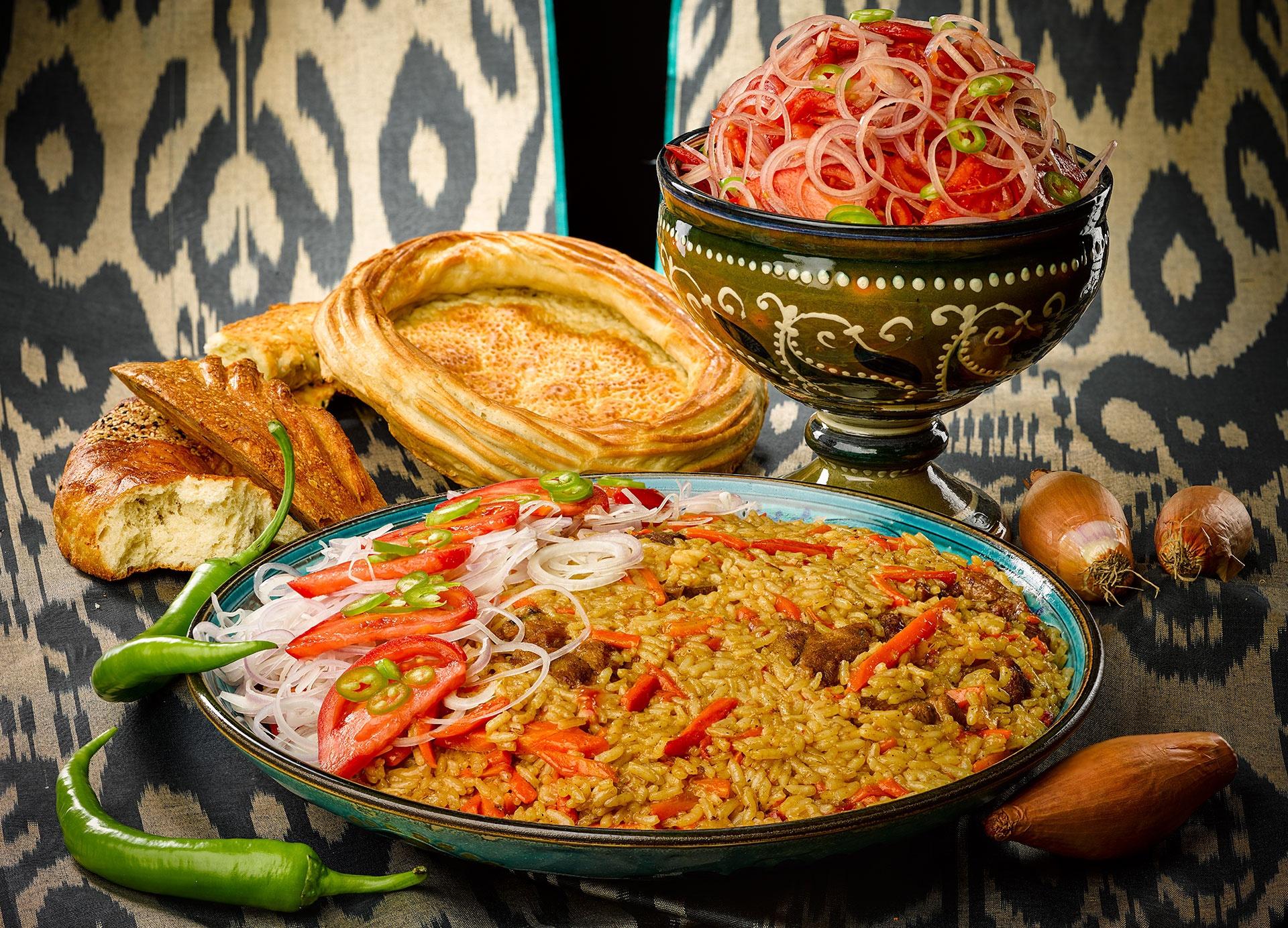 Восточная кухня - рецепты известных блюд с фото