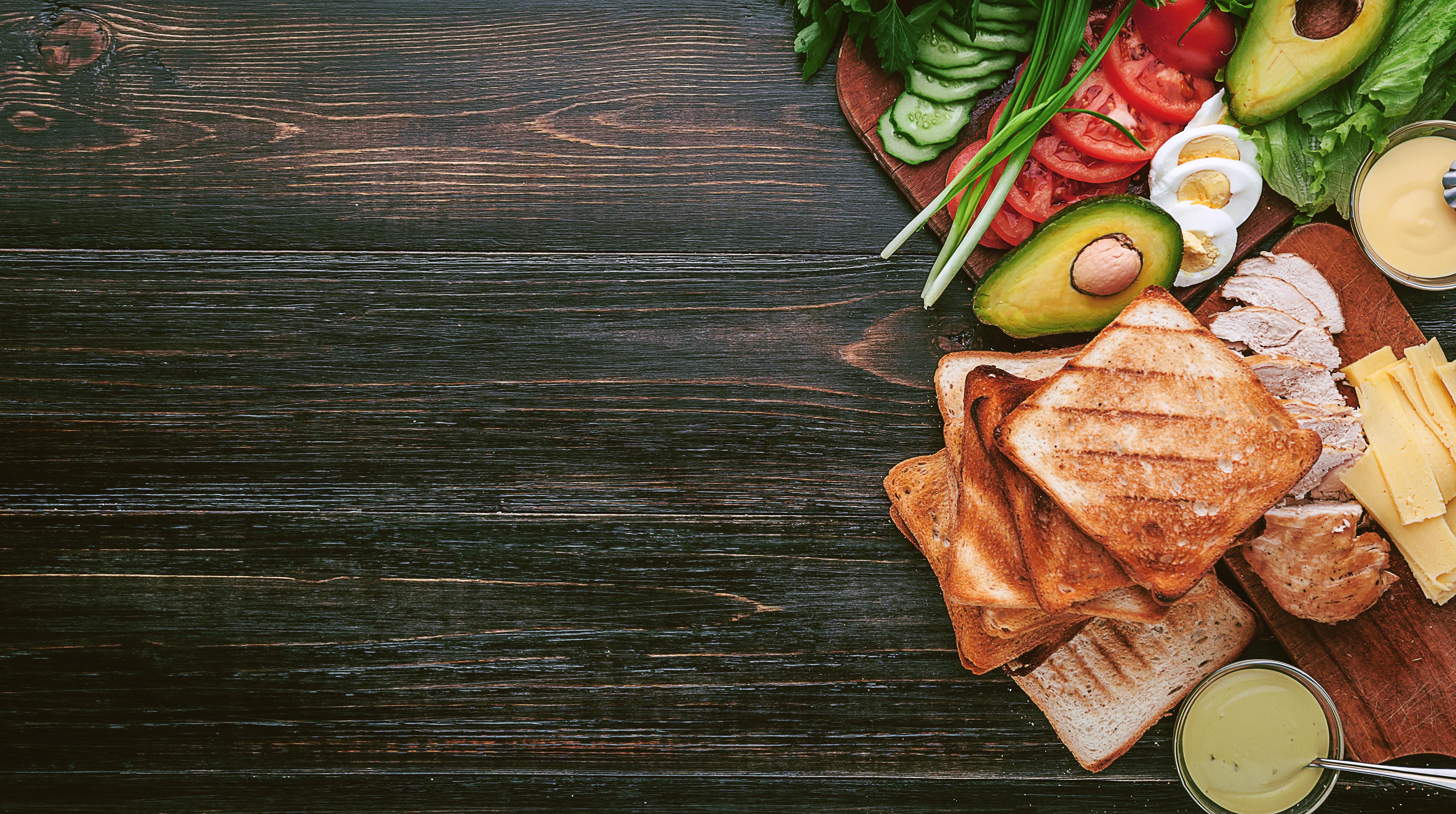 Красивые картинки еды на презентацию