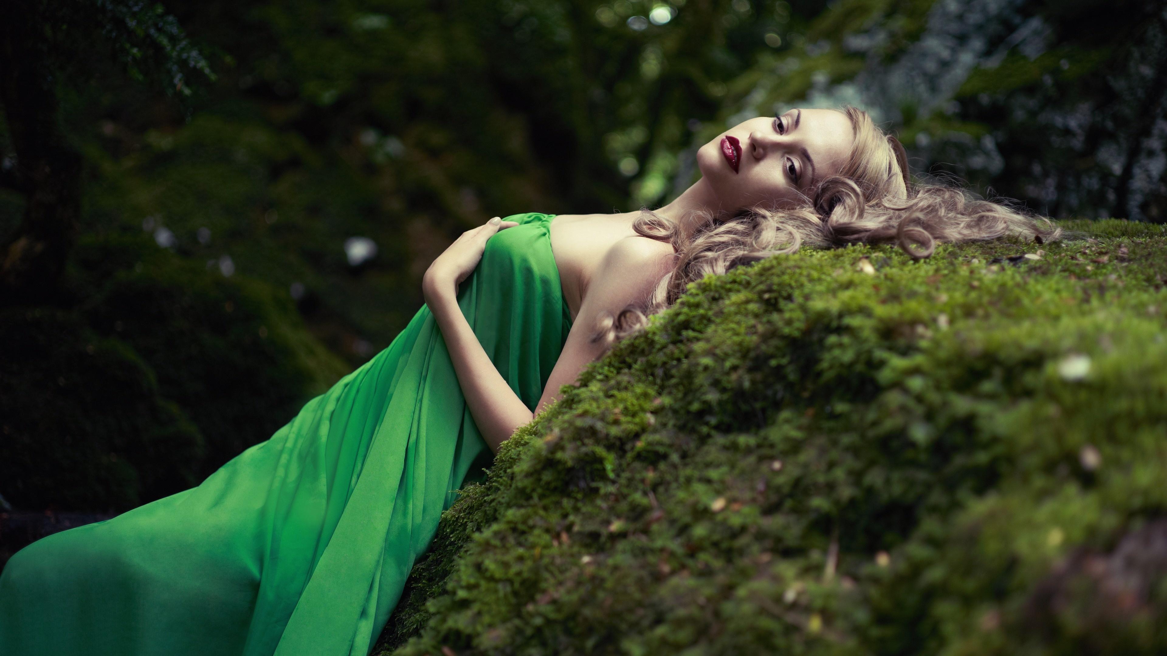 Фото в лесу летом идеи фото девушек