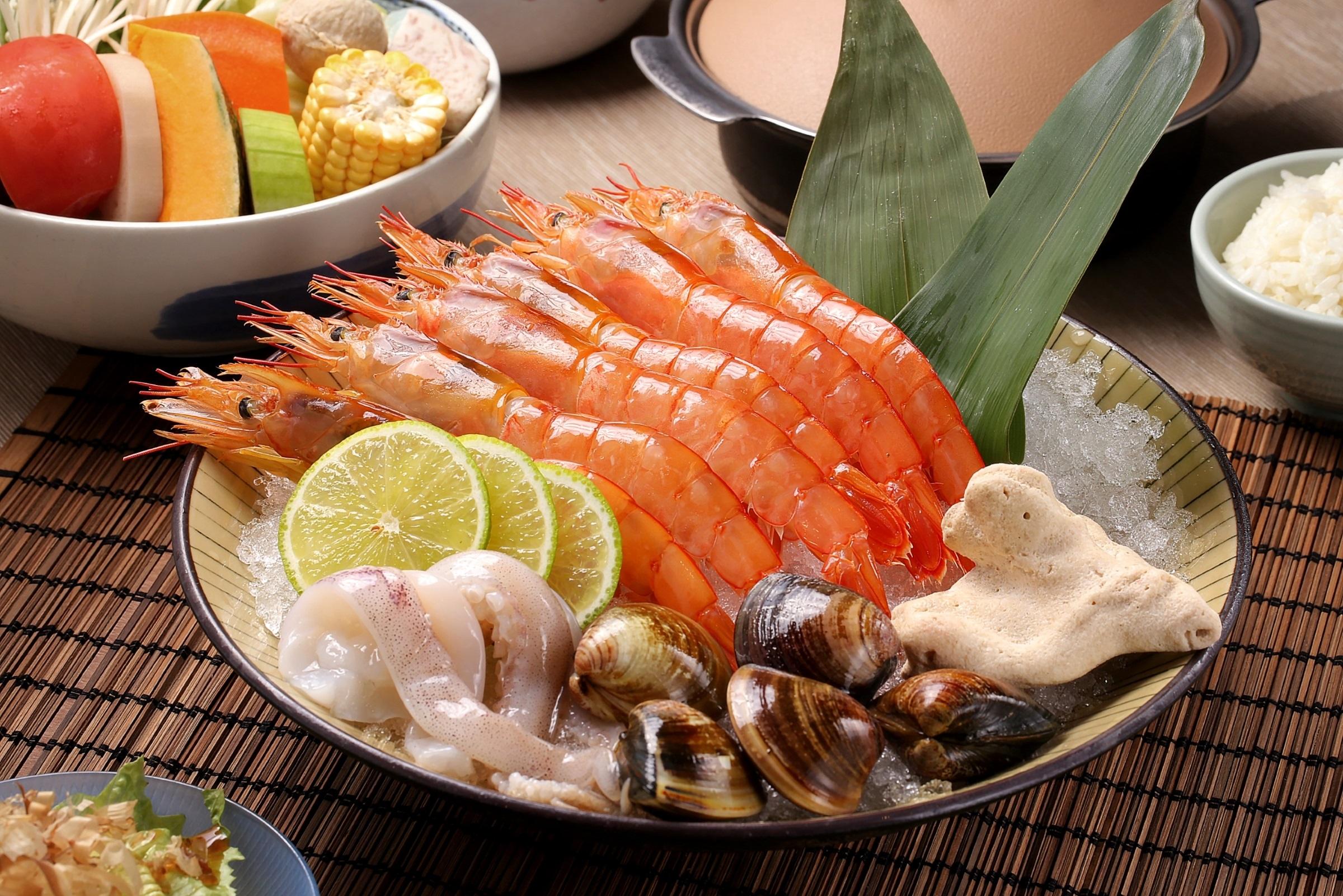 Красивые фотографии морепродуктов