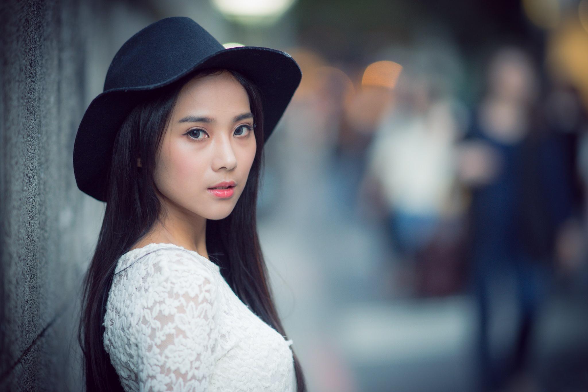красивые китаянки сзади фото так