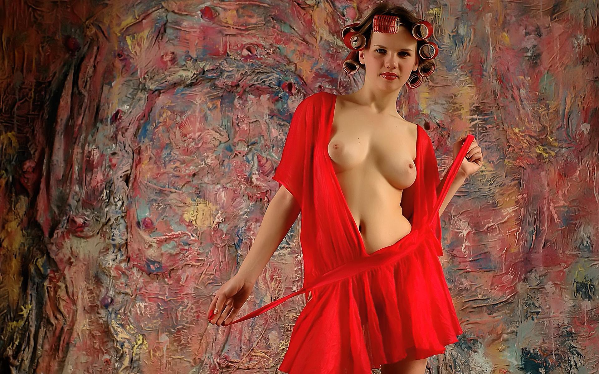 Эротика в платьях, Порно В красивом белье -видео. Смотреть порно 6 фотография