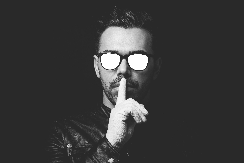 парень в очках черно белое фото общей истории донского