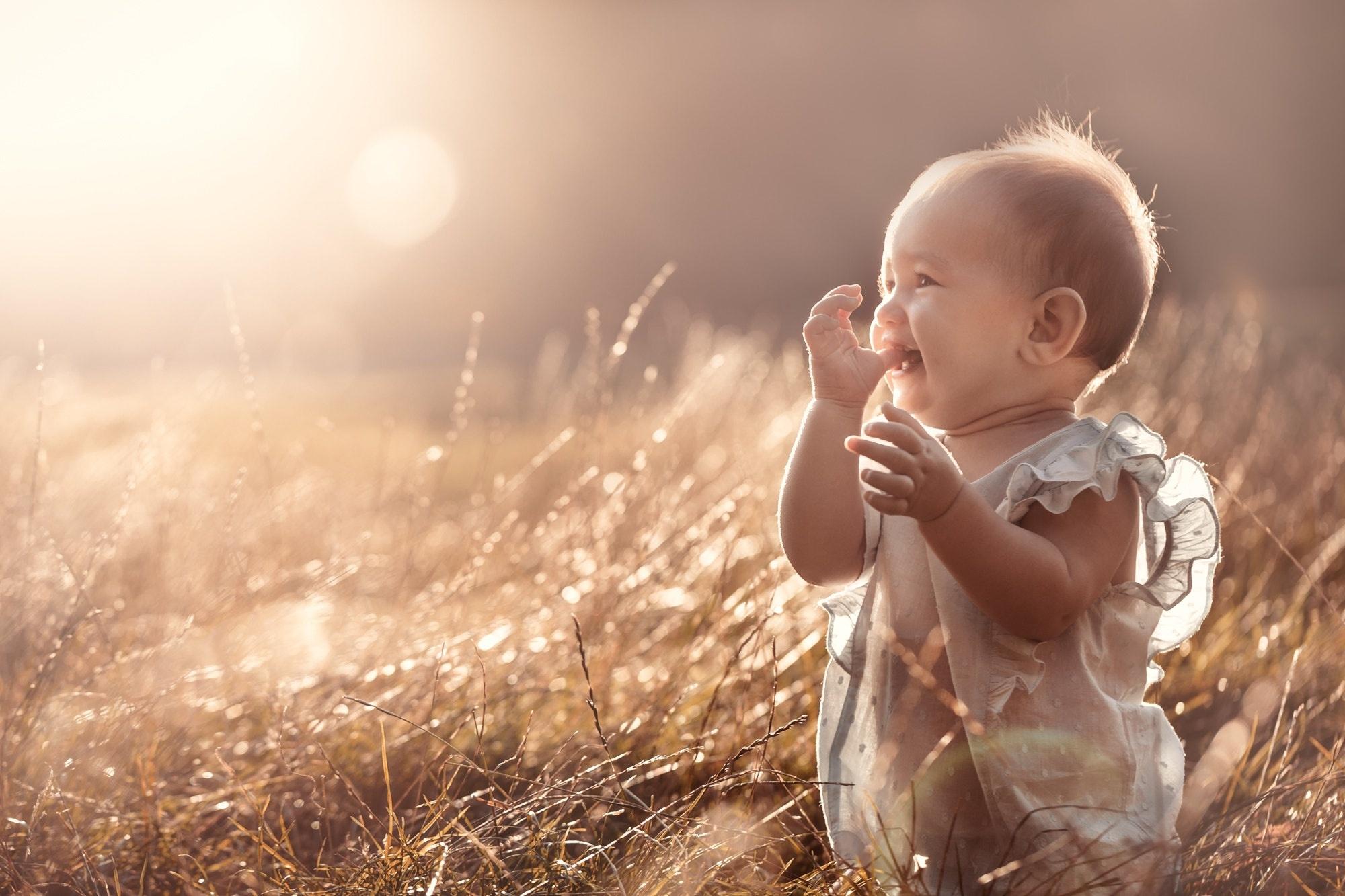 Ребенок счастлив картинка