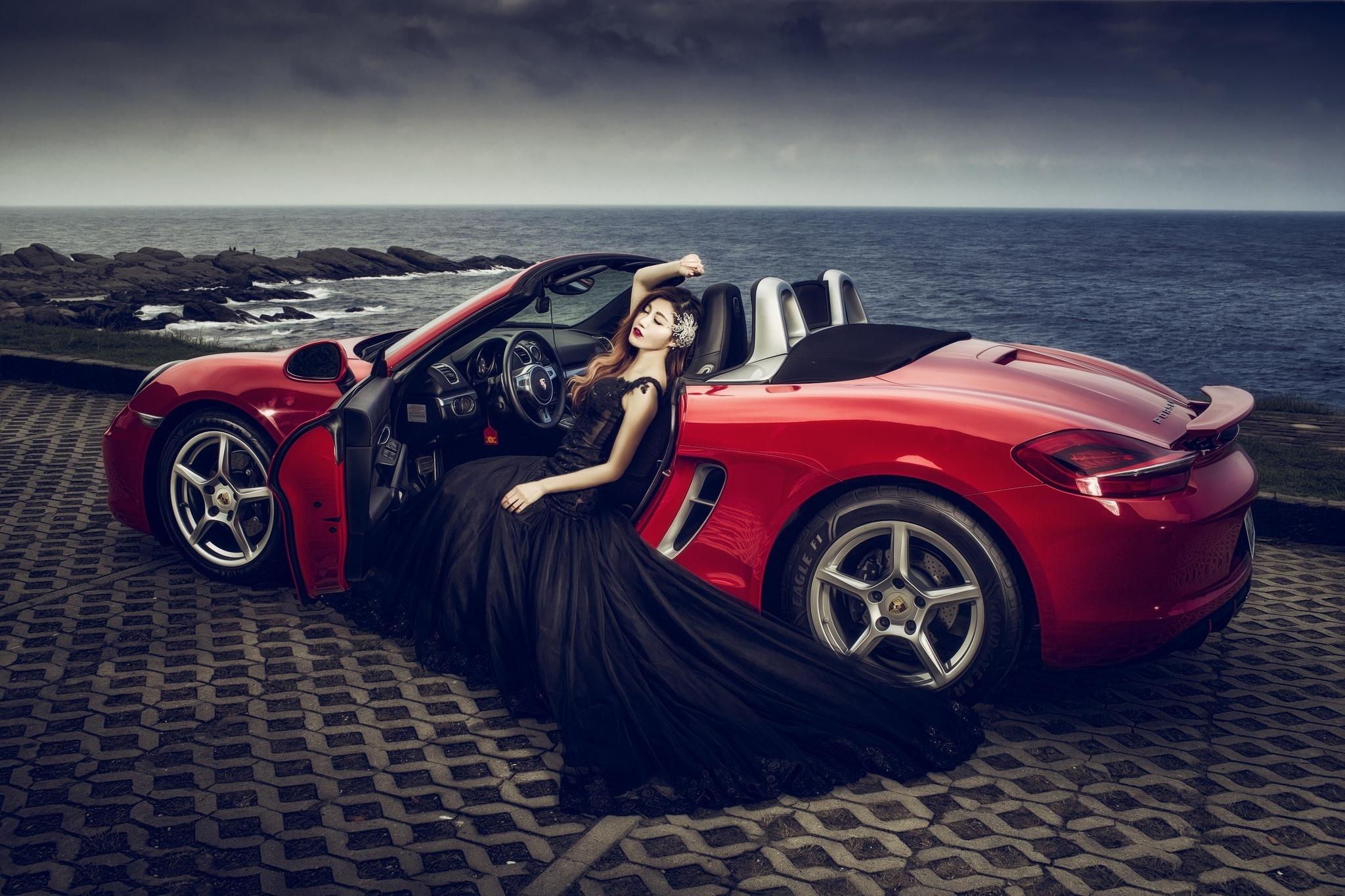 Картинки машины для дам