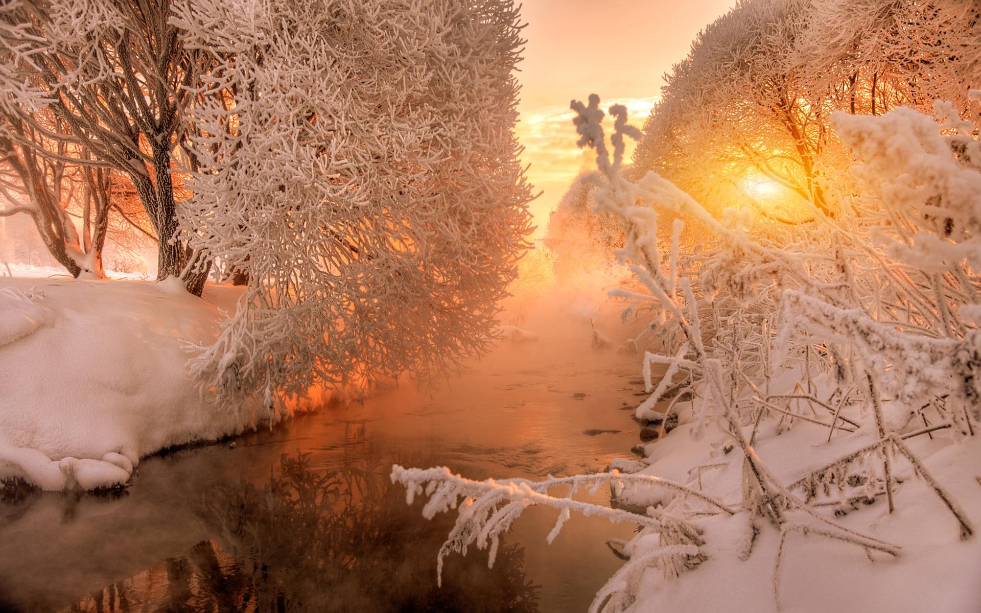изумительного дня картинки зимние хотим удачи