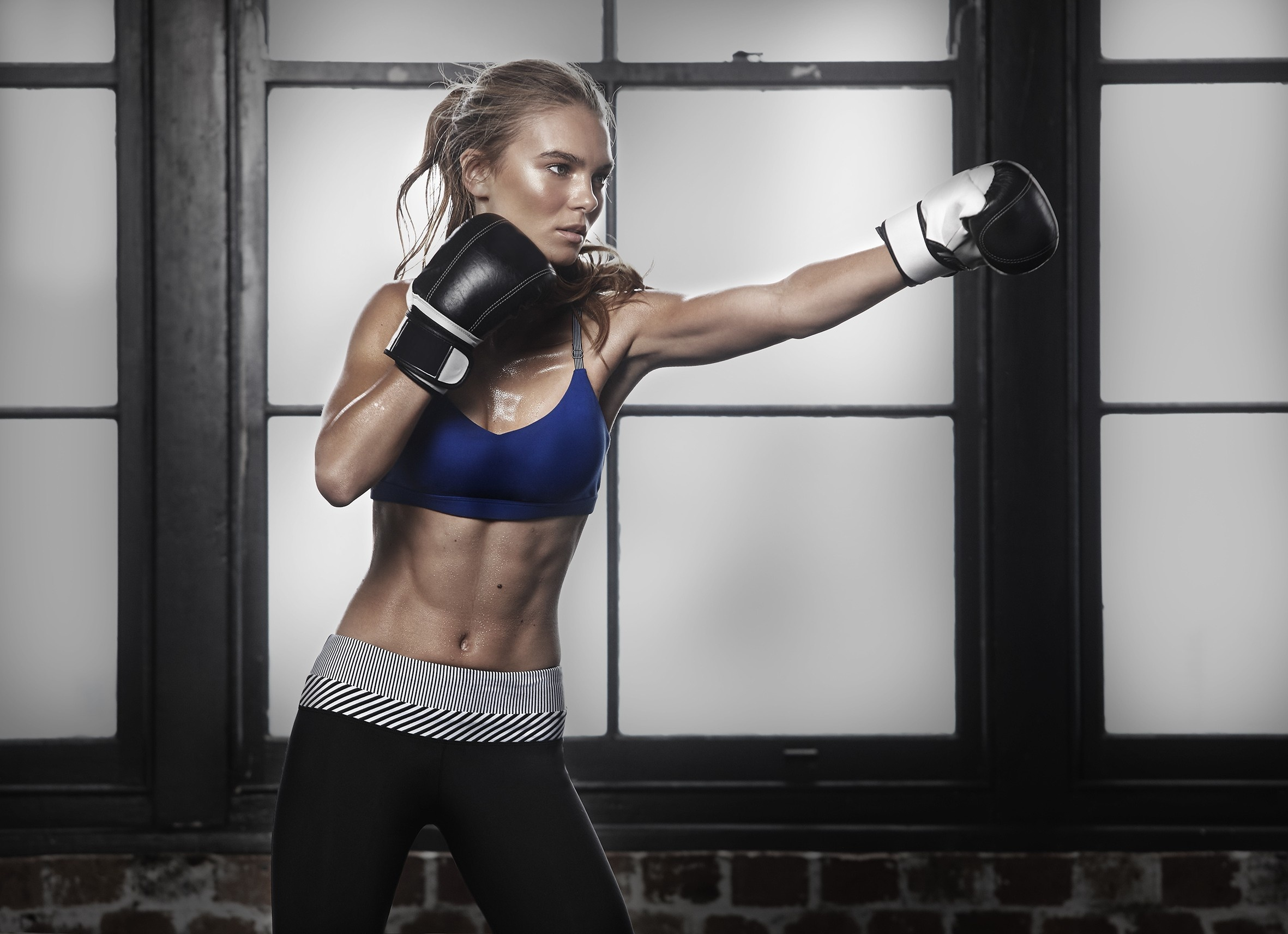 Девушка в боксе картинки