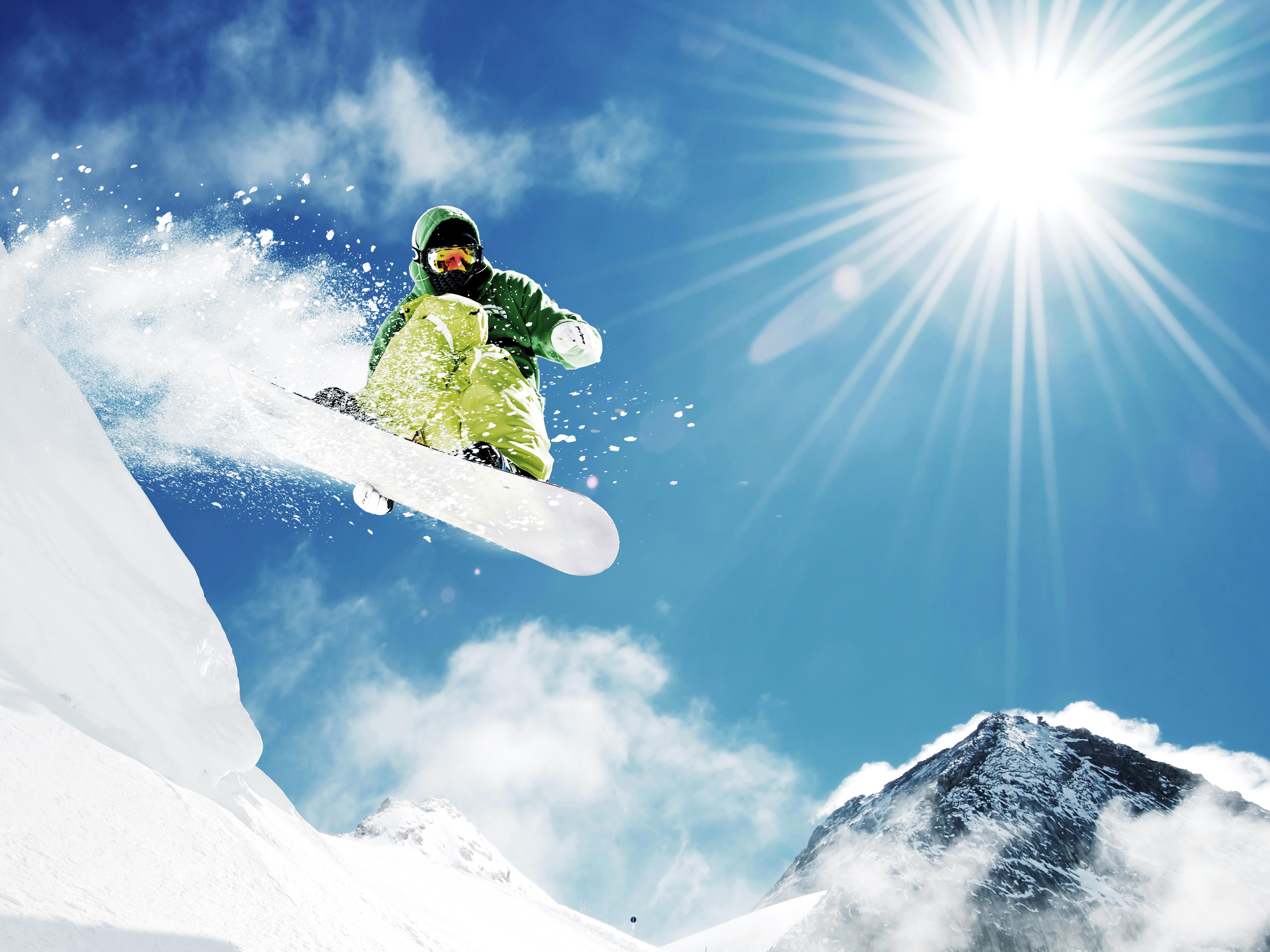 картинки про сноубордистов закрепились