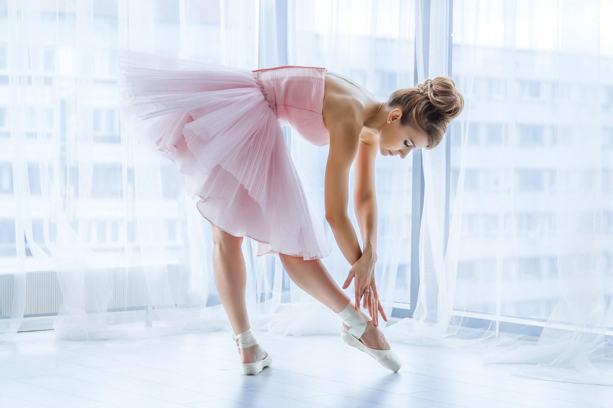 картинки утро балерины есть две