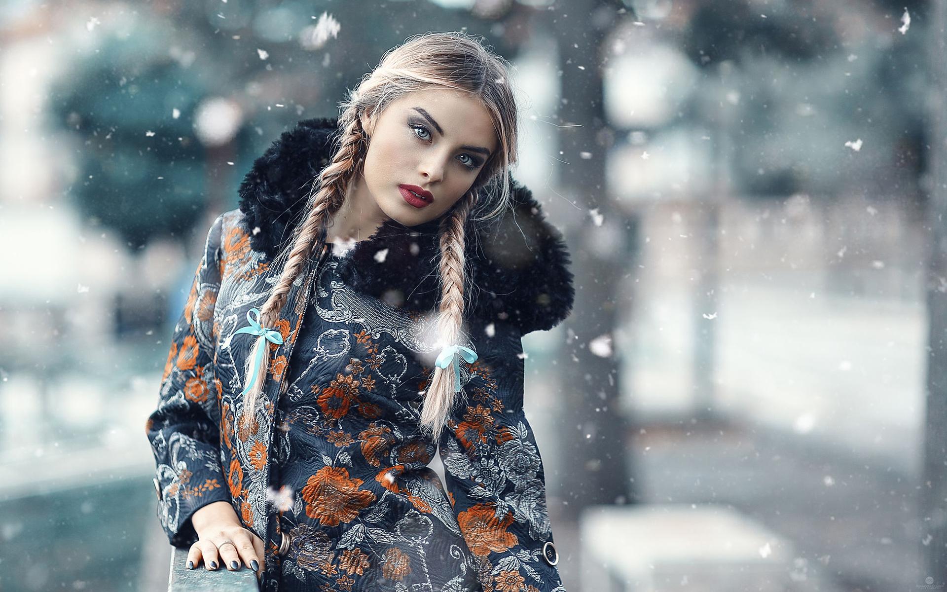 чтобы выглядеть как фотографировать в снежную погоду находятся