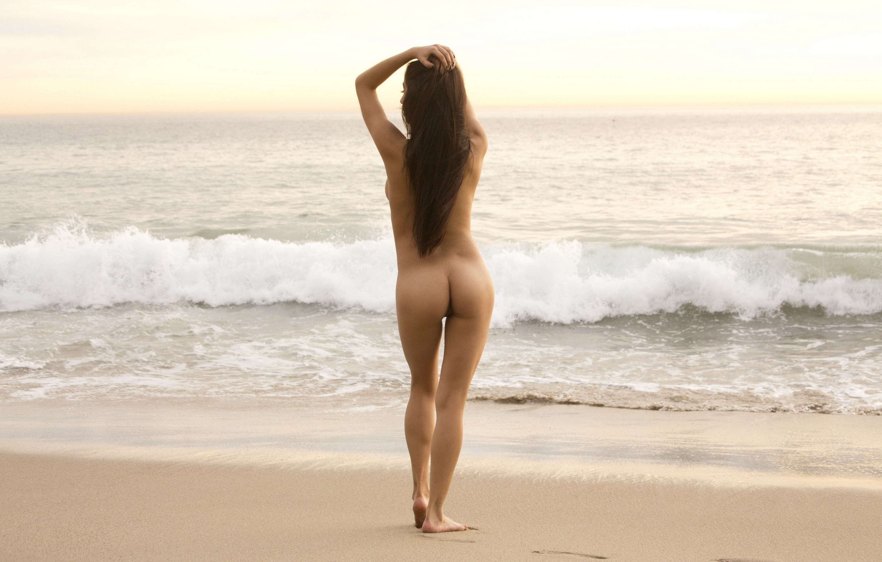 Erotic beach pic