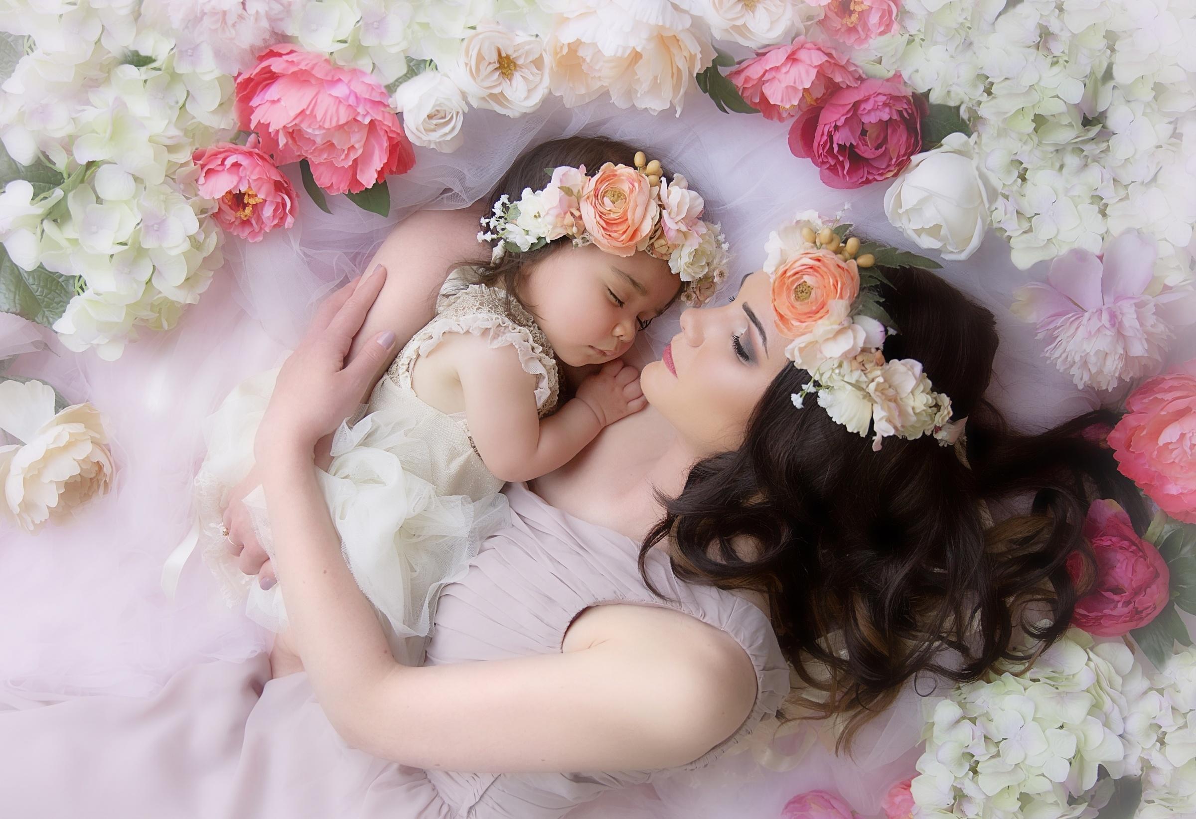 Картинка для любимых дочек
