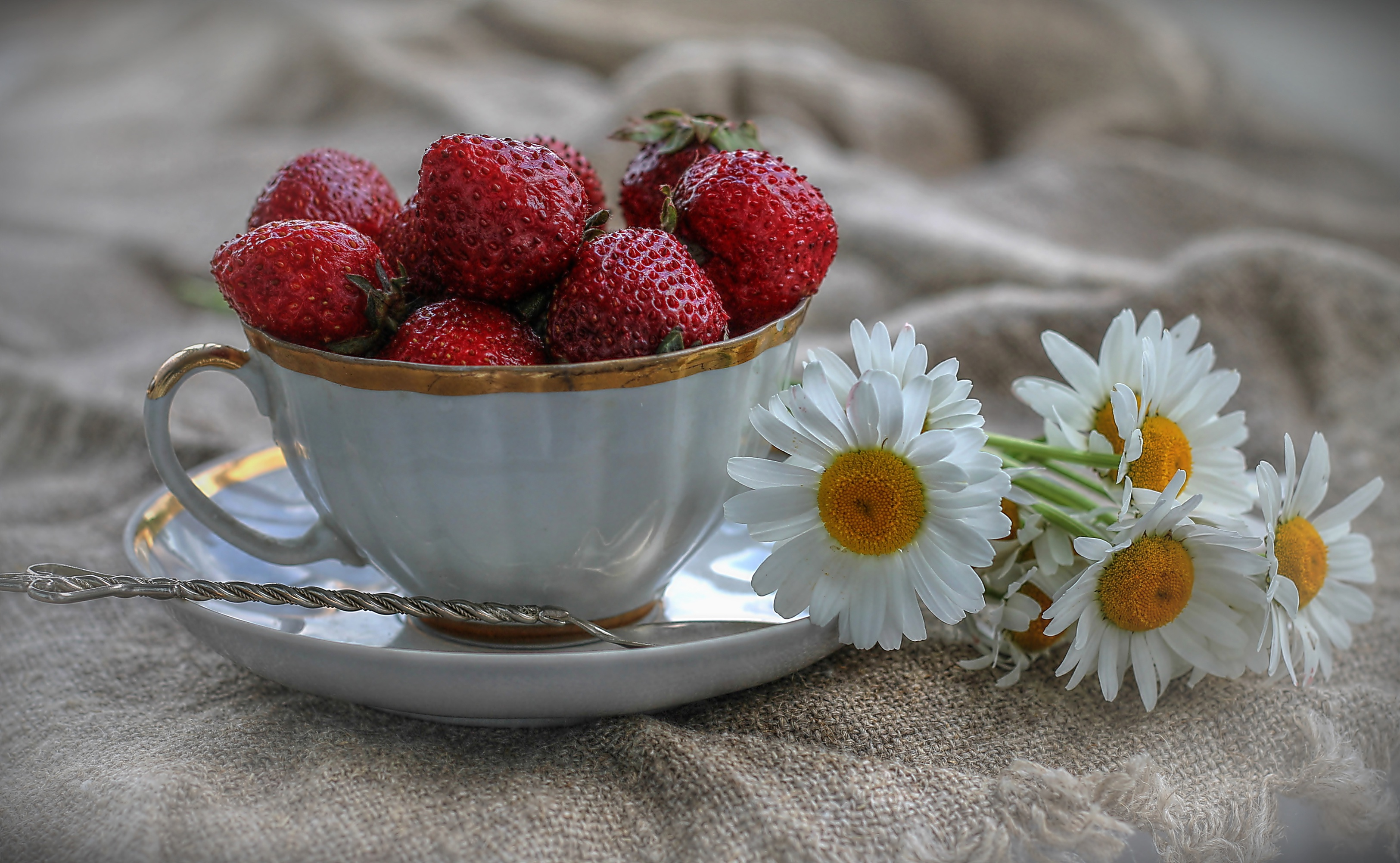 доброе утро нежные картинки с фруктами недавно