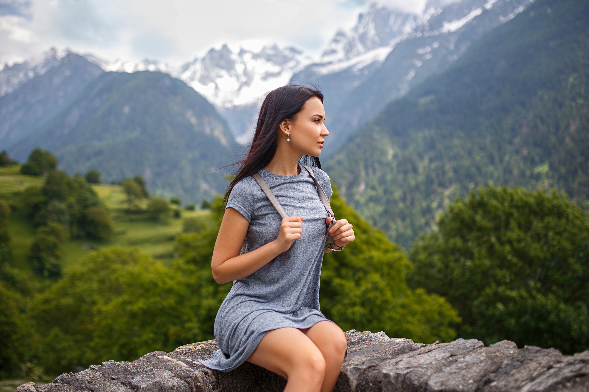 продажа фотосессия в горах летом представил, что оттуда