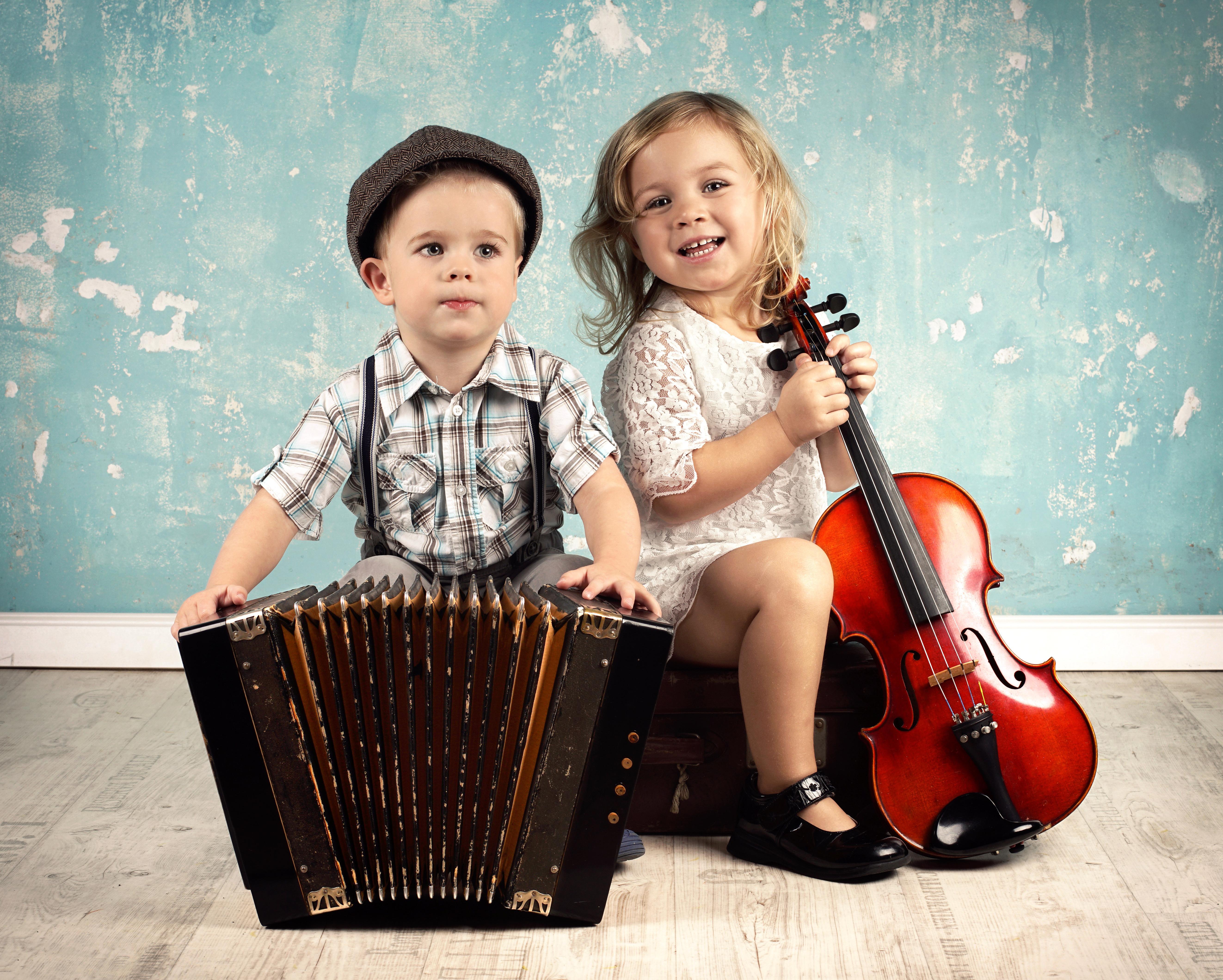 Два музыканта картинки