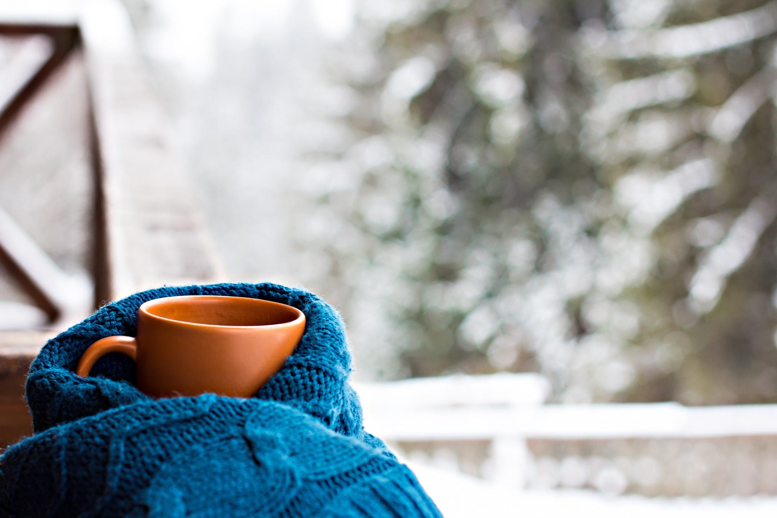 Картинки про зиму уют