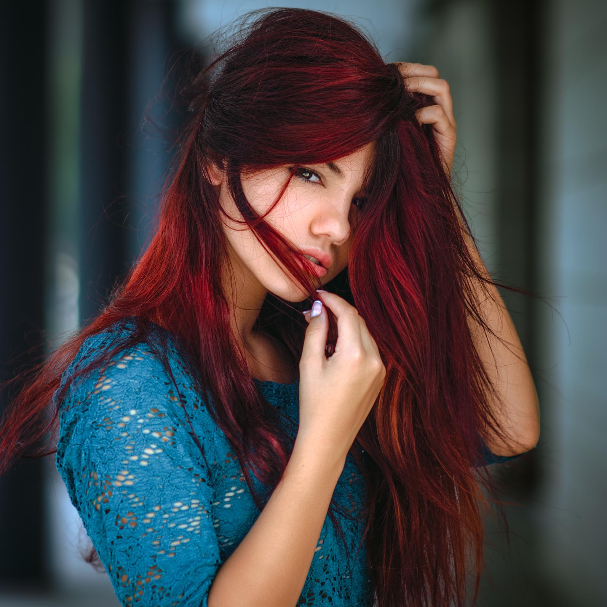 броню картинки коричнево красные волосы интересный