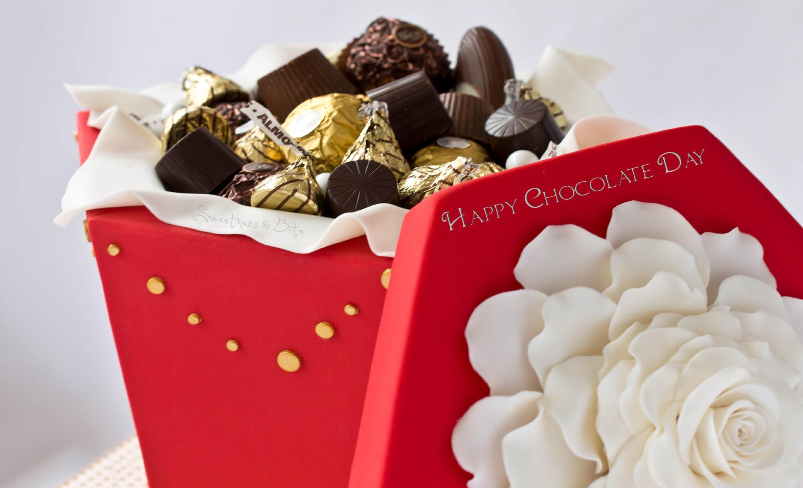 новые картинки с конфетами днем