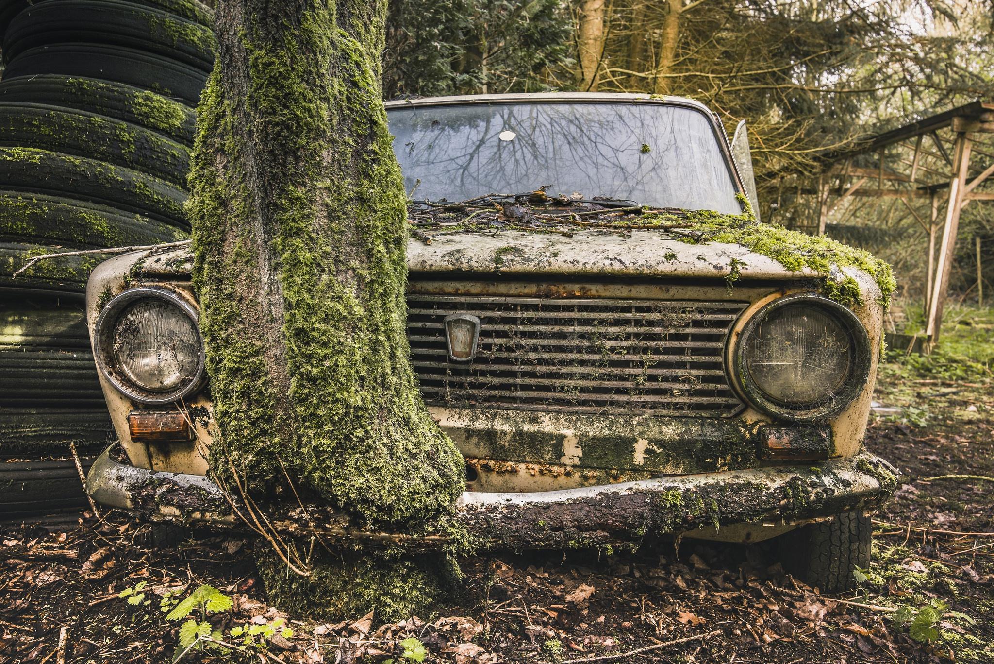 Обои машины, лом. Автомобили foto 15