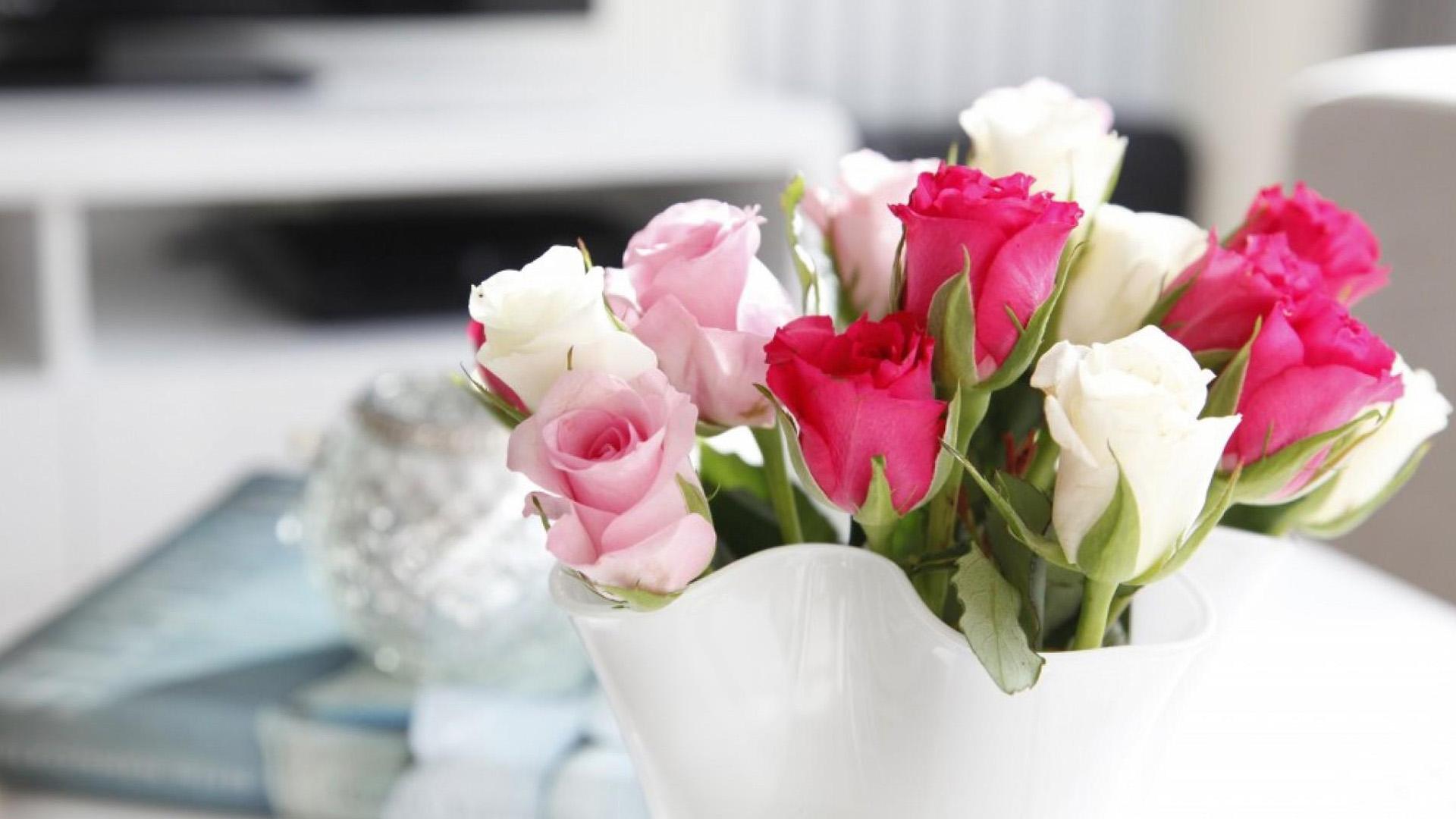 картинки розы букеты большие с добрым утром время
