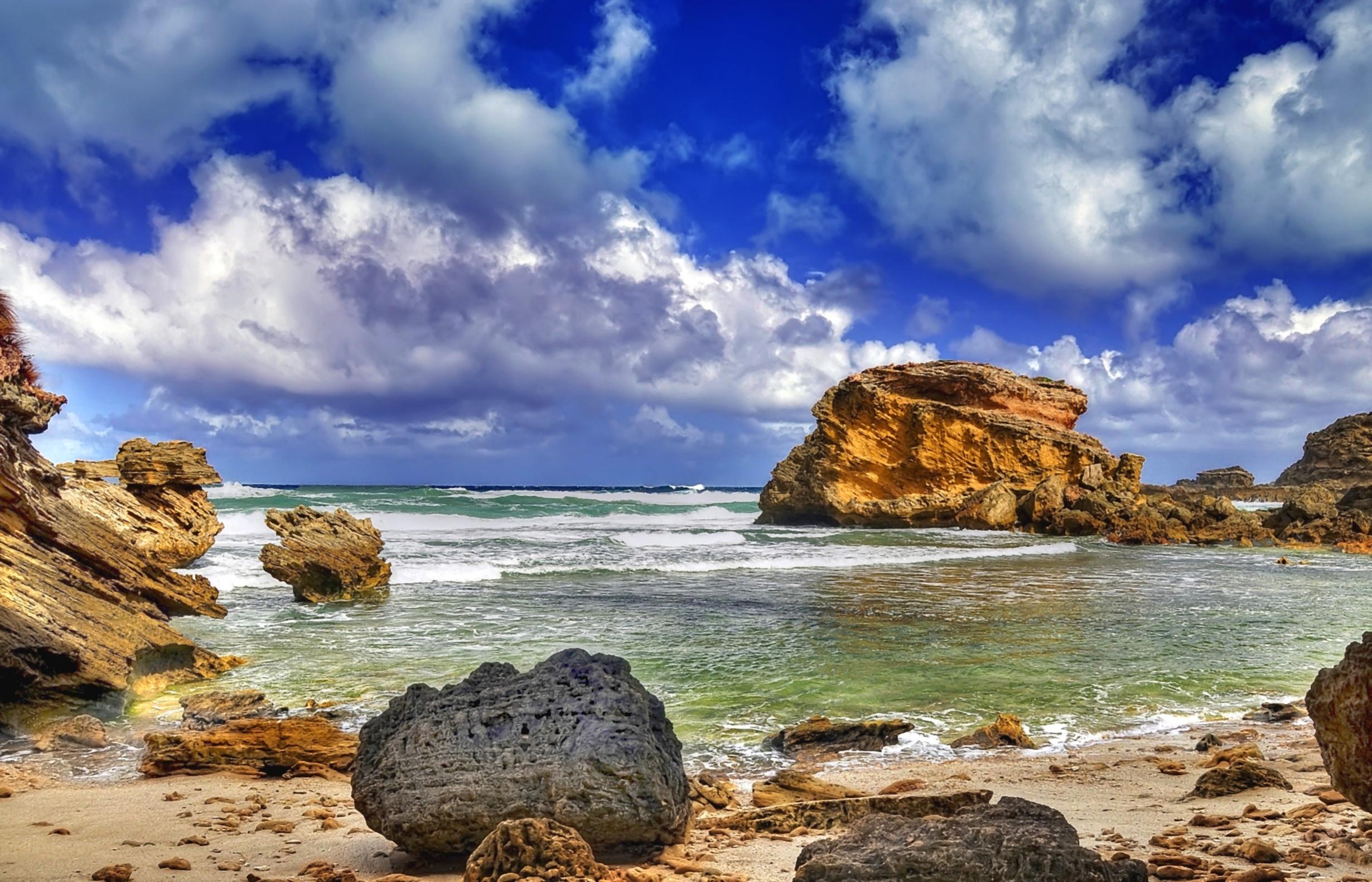 можно обои море берег скалы когда езжу путешествия