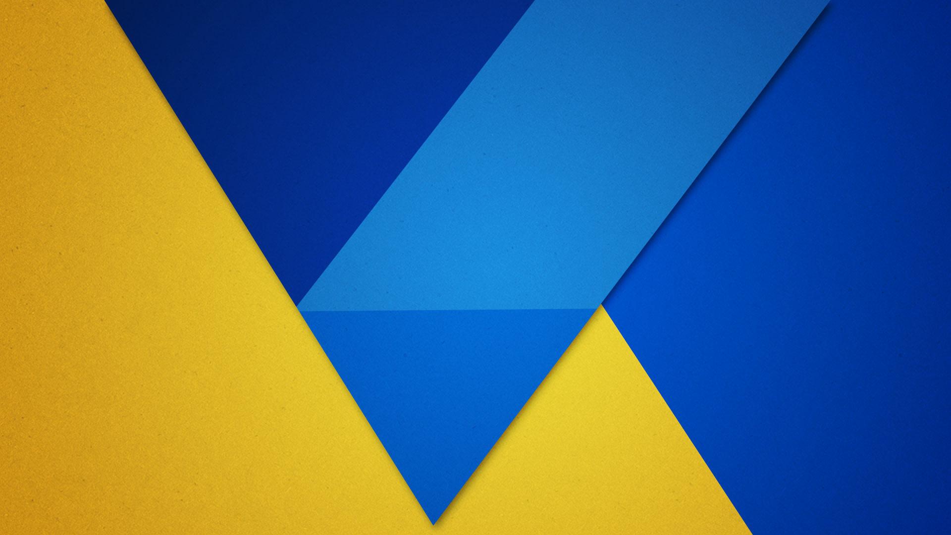 Обои Цвет, абстракция, треугольник. Абстракции foto 17