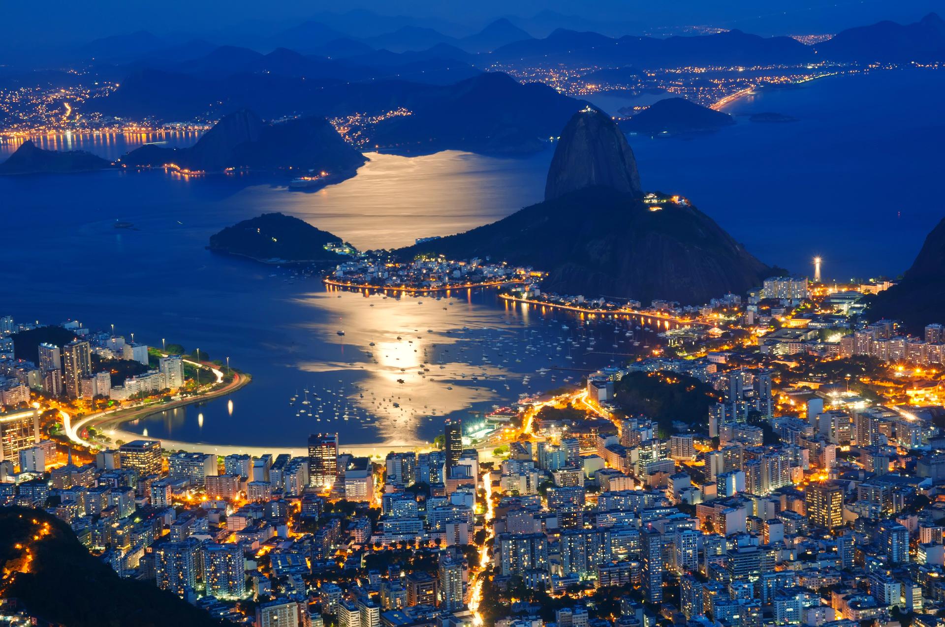 Бразилии в картинках