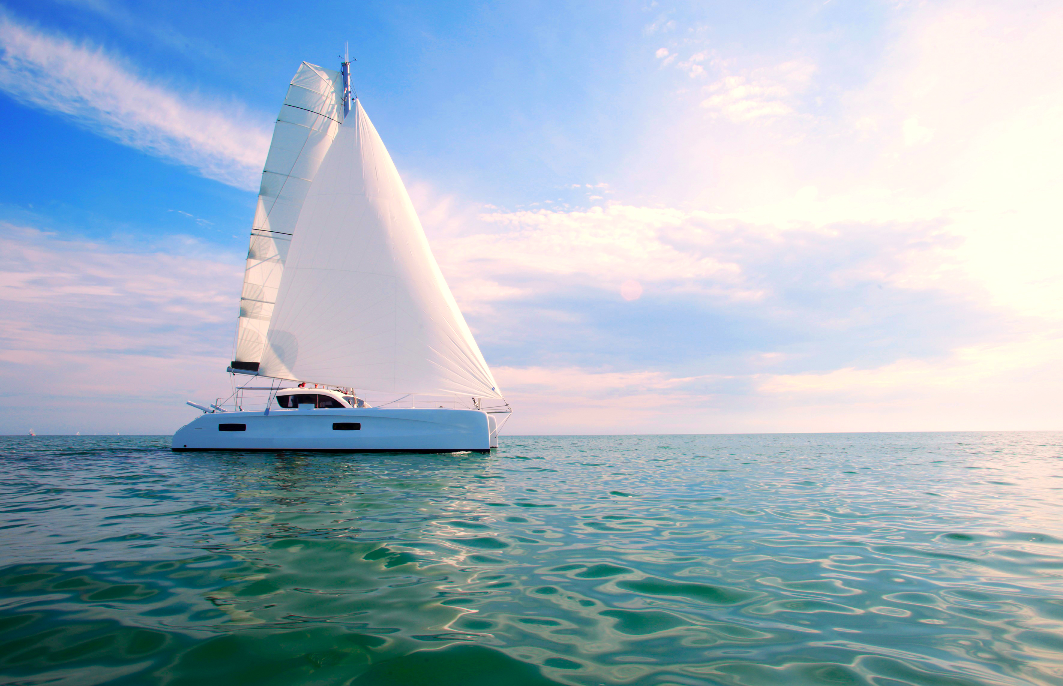 Песня открытка море яхта