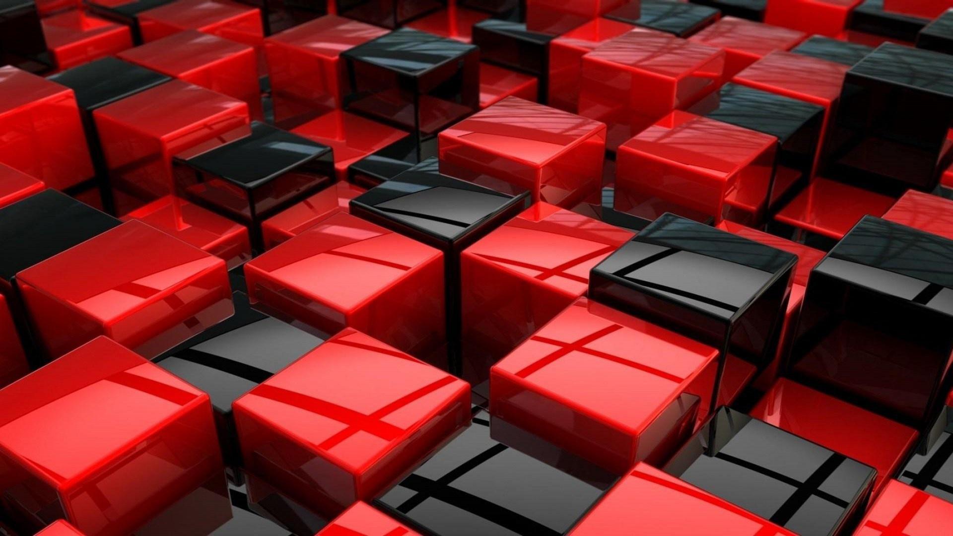 настольный картинка для рабочего стола черные кубы победителя