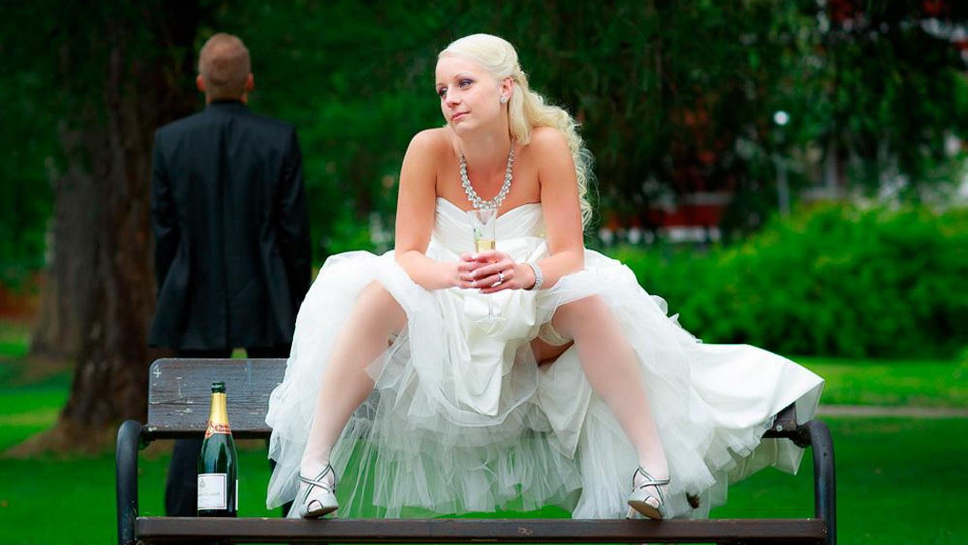 Телки на свадьбе фото, Свадебные засветы (44 фото) 25 фотография