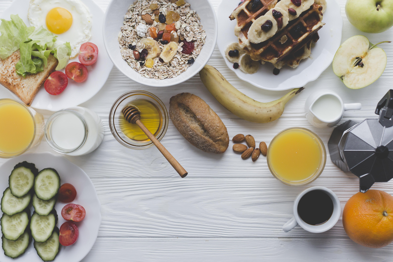 Рацион На Утро Для Похудения. Вкусный здоровый завтрак спортсмена