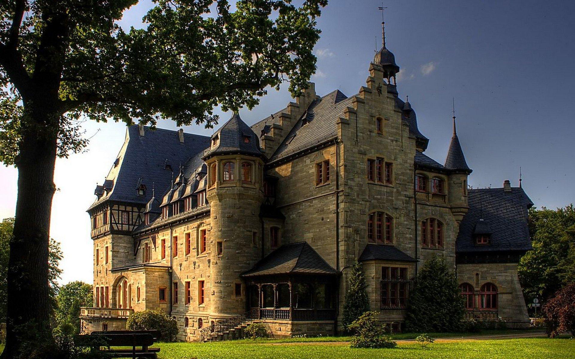 фото старинных замков с большим разрешением том, что прежде