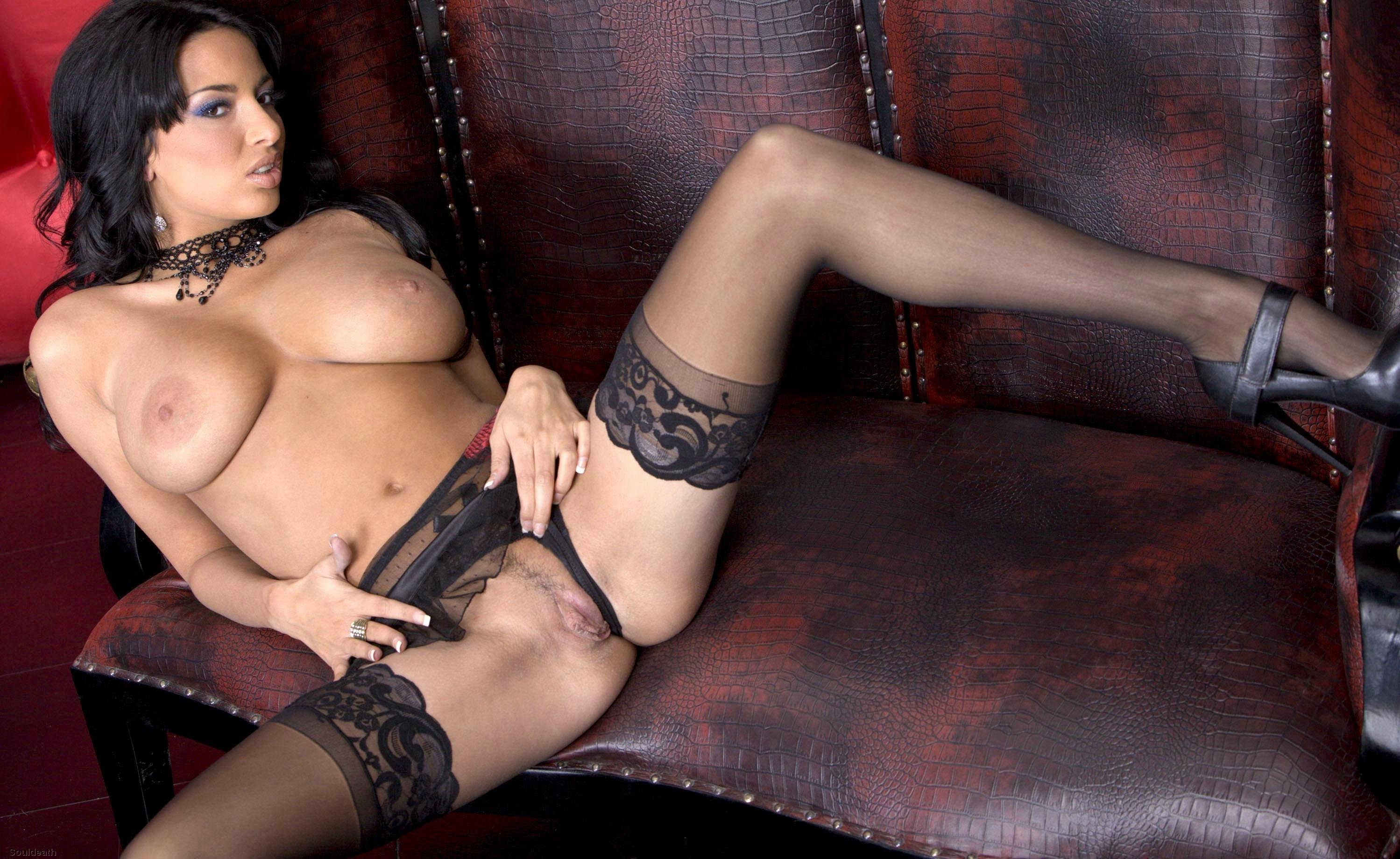 Порно фото сисек писек в чулках, лижет грязные трусики порно