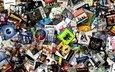 музыка, диски, коллекция