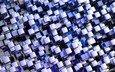 текстура, кубики, мозаика