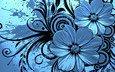 цветы, узор, брызги, пятна, cvety, pyatna, bryzgi, uzor