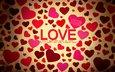 сердце, любовь, дата, день святого валентина, 14, февраль, влюбленная