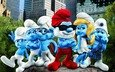 cartoon, the smurfs, smurfette