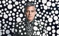 portrait, actor, george clooney