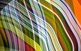 абстракция, текстура, линии, лучи, узор, цвет
