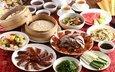 watermelon, vegetables, meat, tea, duck, sauce, shrimp, cuts, meals, taiwanese cuisine