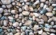 камни, галька, море