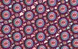 design, color, circles, geometry, psychedelic, symmetry, 3d graphics, psychedelics