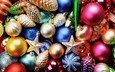 new year, decoration, christmas, christmas decorations